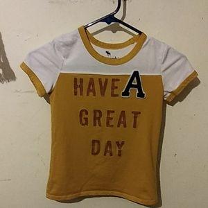 Kids Abercrombie t-shirt